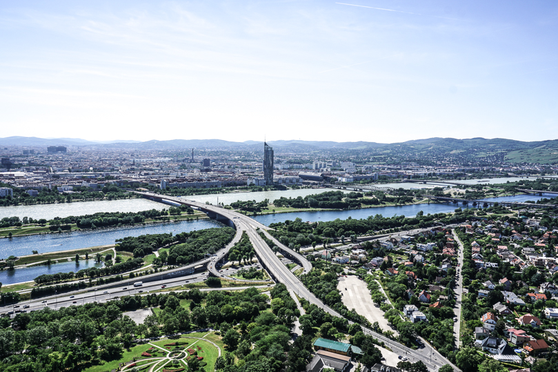 Danube Tower City View