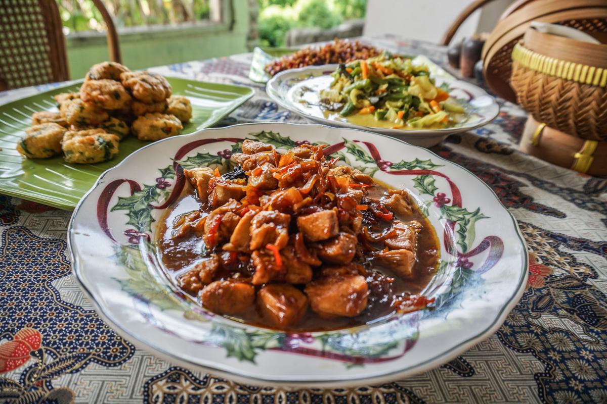 Cooking Class Ayam Kecap
