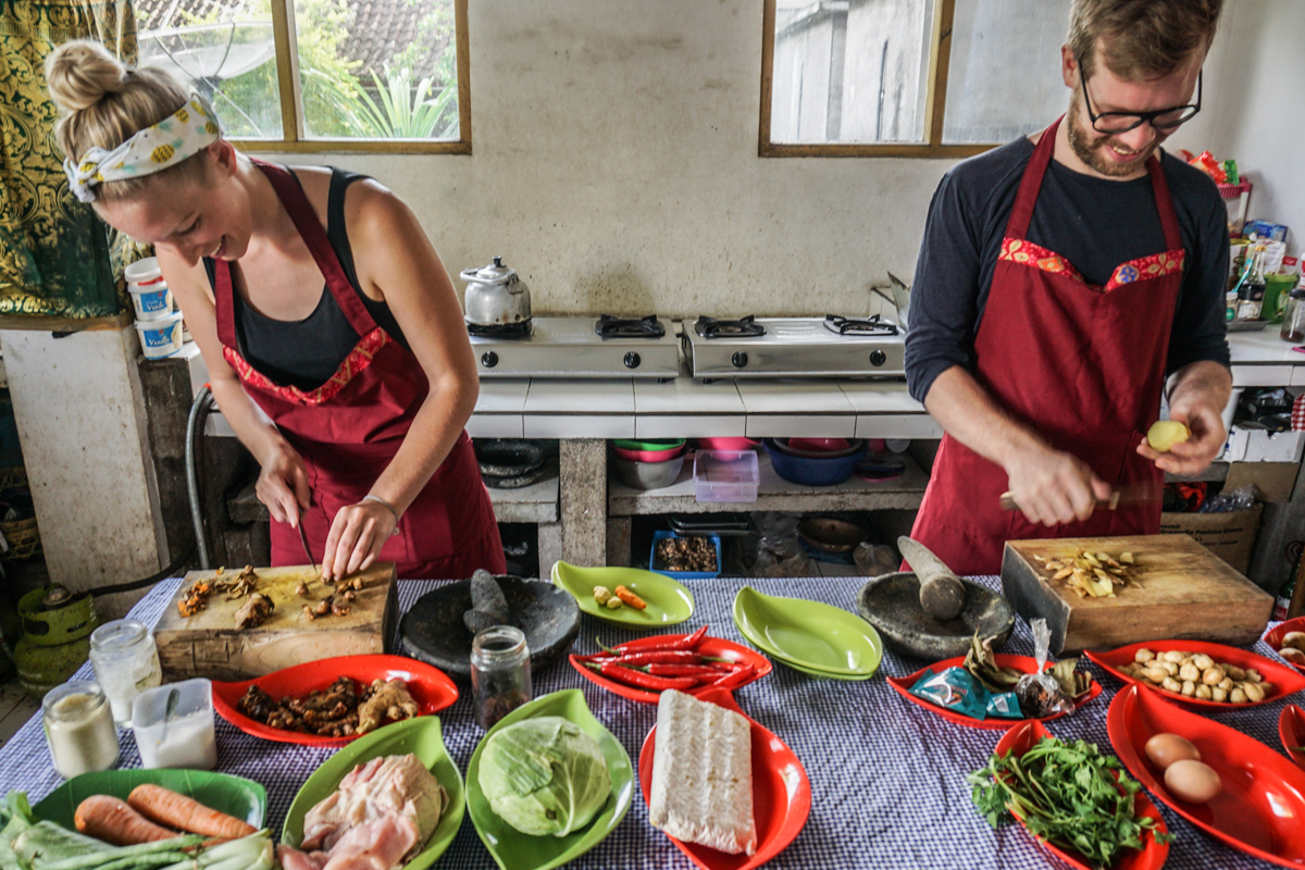 Cooking Class Julia Berni