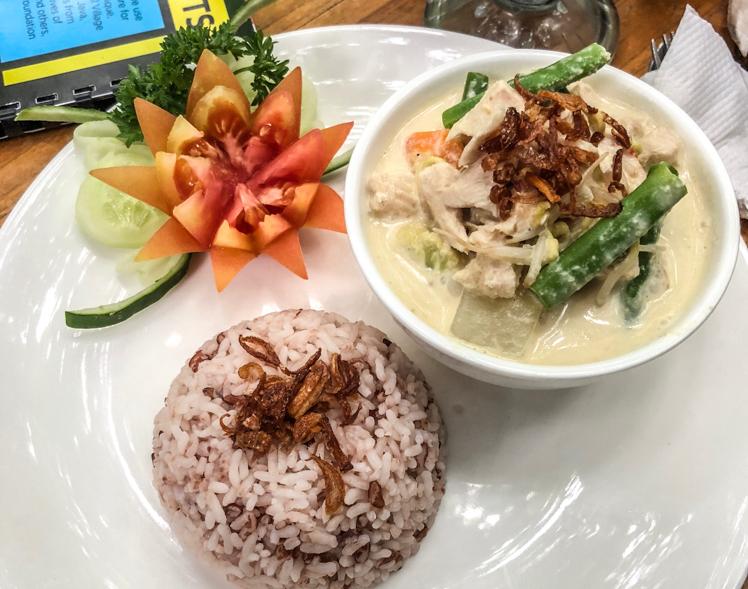 Global Village Kafe Curry