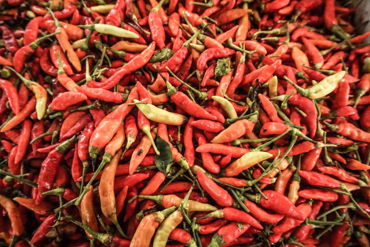 Lovina Market Chillis