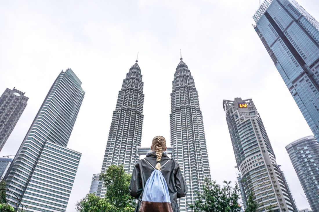 Things to do in Kuala Lumpur in 3 days Petronas Twin Towers
