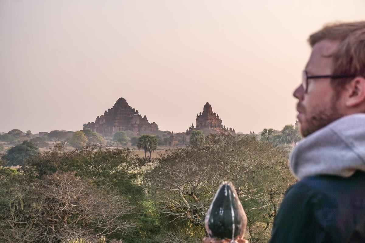 Dhammayangyi Pagoda