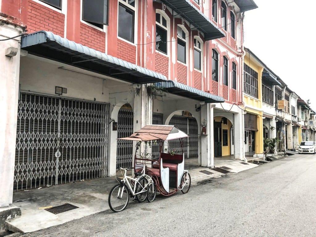 Modern Trishaw