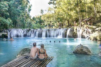 Best Siquijor Tourist Spots Cambugahay Falls