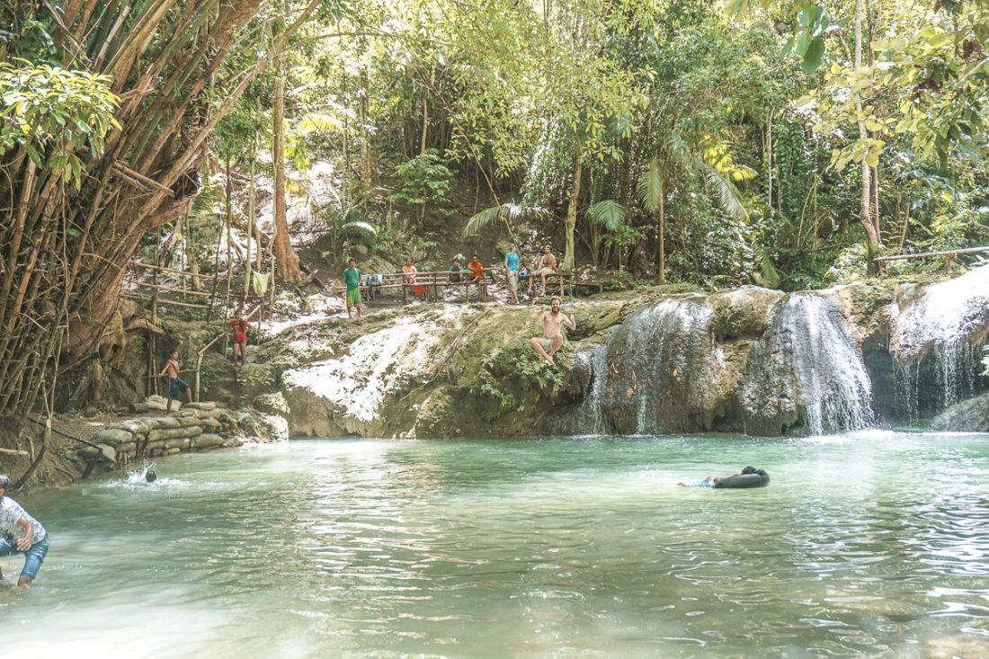 Lagaan Falls Rope Swing