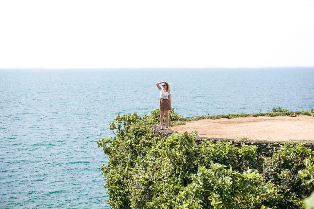 Balangan Beach Cliff