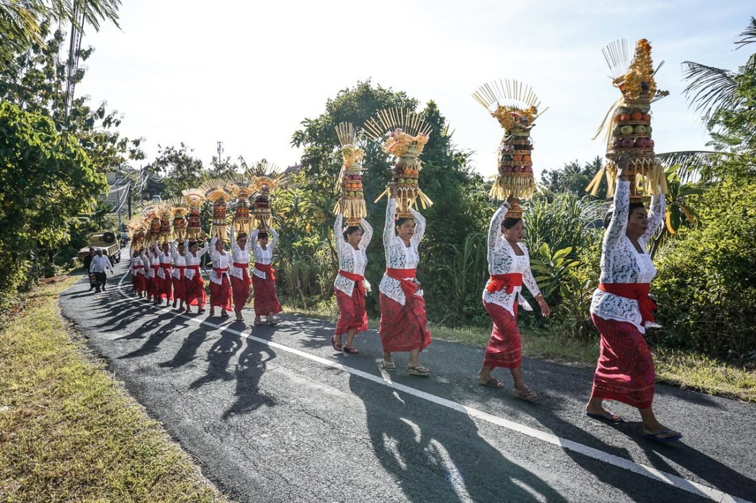 Balinese Ceremony Ubud