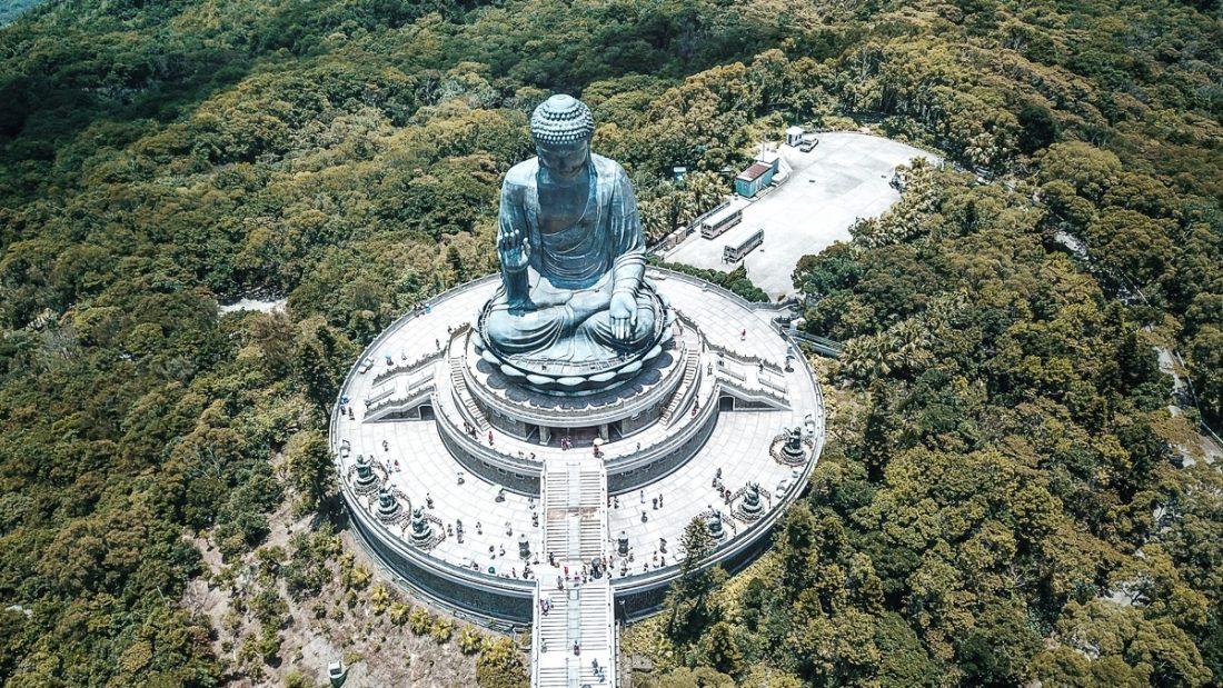 Lantau Tian Tan Buddha Hong Kong