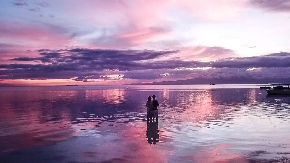Sunset Paliton Beach