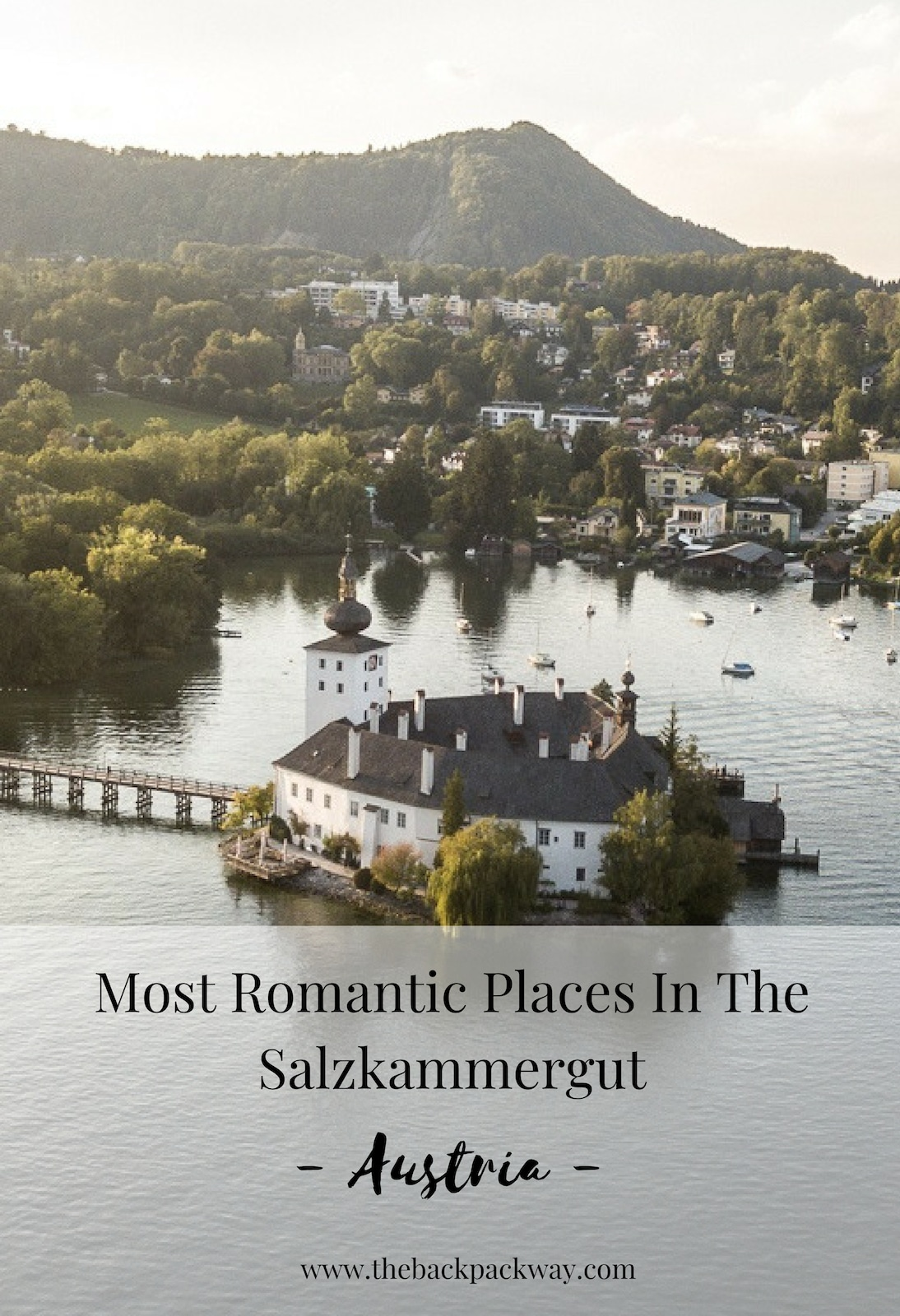 most romantic places in the salzkammergut