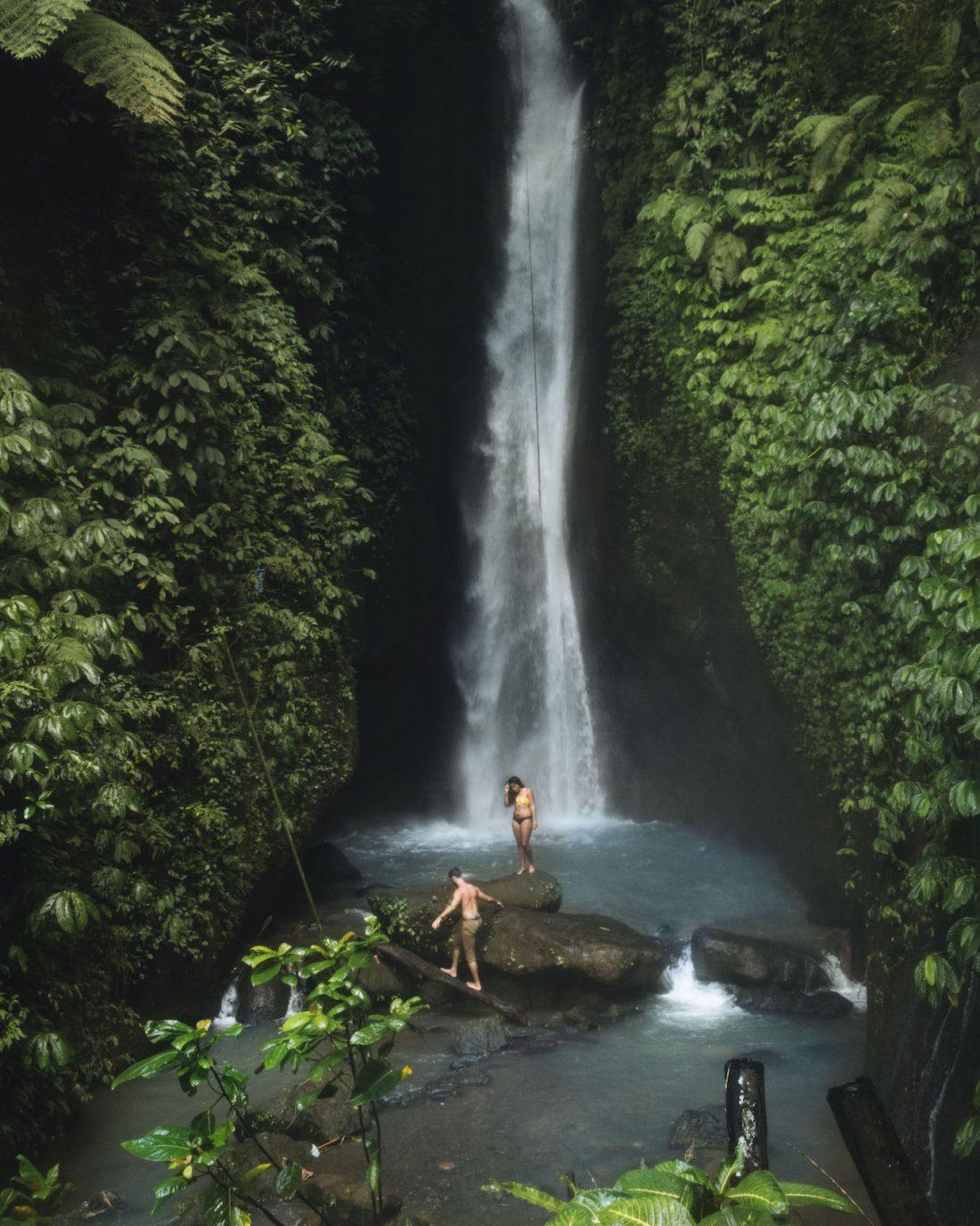 Leke Leke Bali Waterfalls