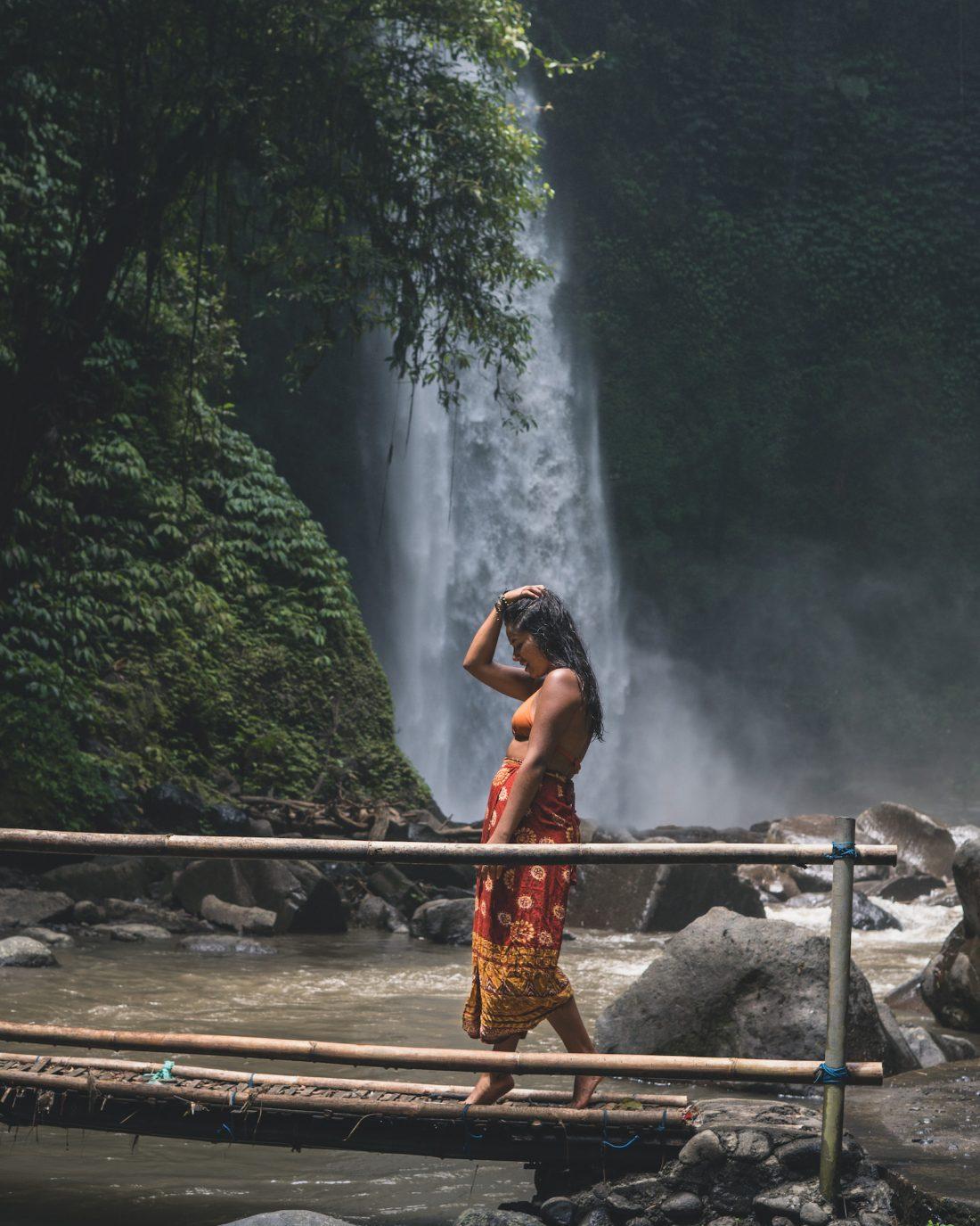 Nungnung Bali Waterfalls