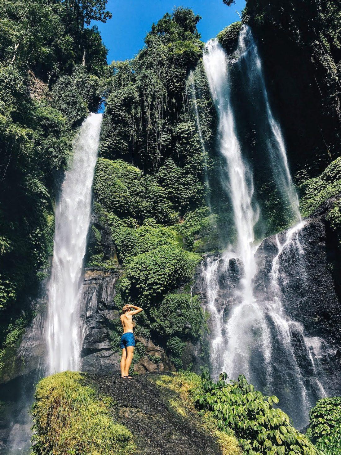 Sekumpul Bali Waterfalls