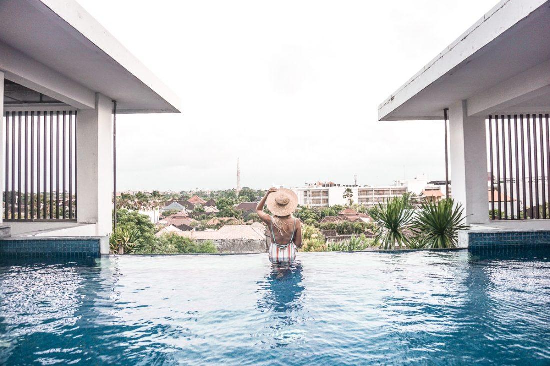 Seminyak Hotel Pool