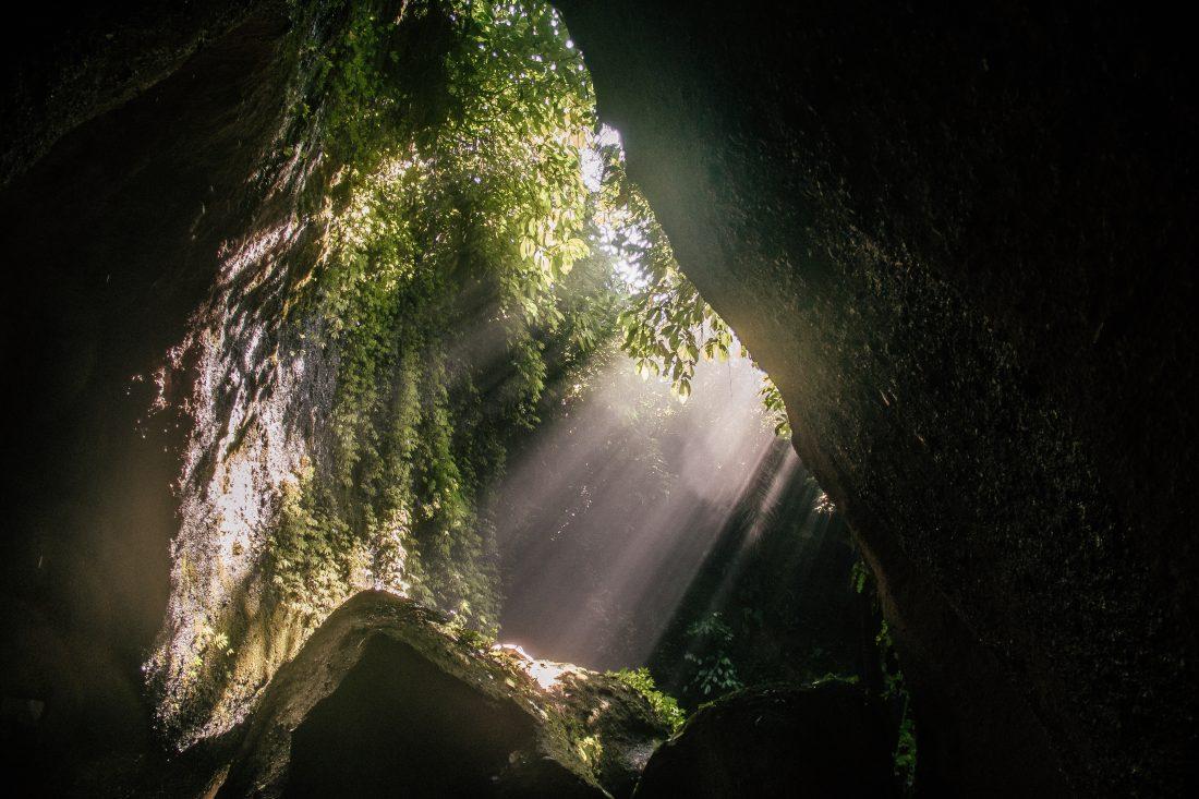 Tukad Cepung Bali Waterfalls