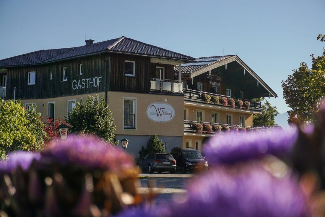 Gasthaus Wiesenhof Abersee Salzkammergut