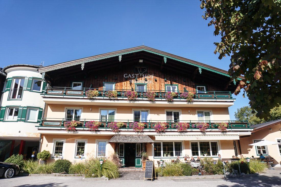 Gasthaus Wiesenhof Salzkammergut