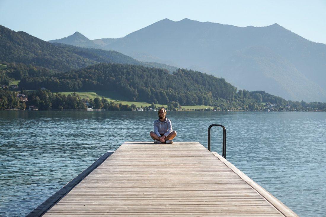 Lake Wolfgangsee Berni Salzkammergut