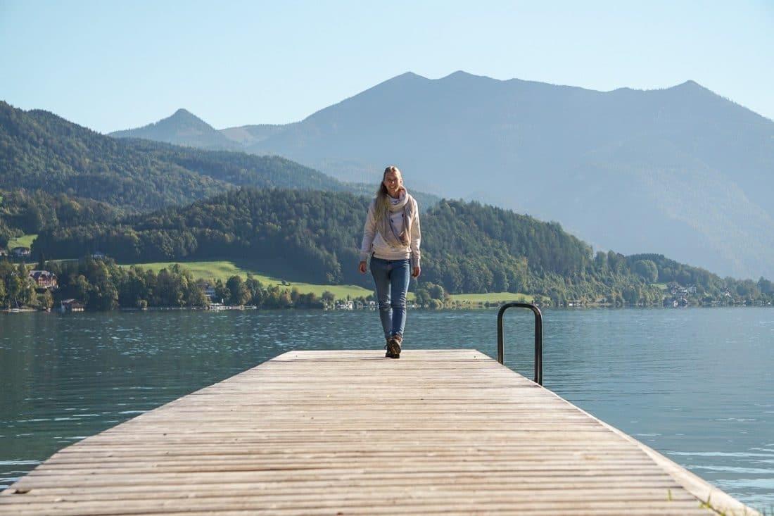 Lake Wolfgangsee Austrian Lakes