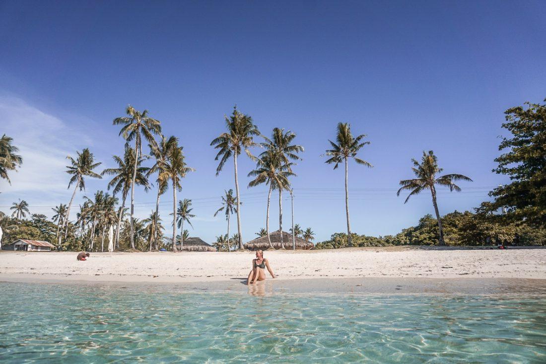 Langub Beach Malapascua Island