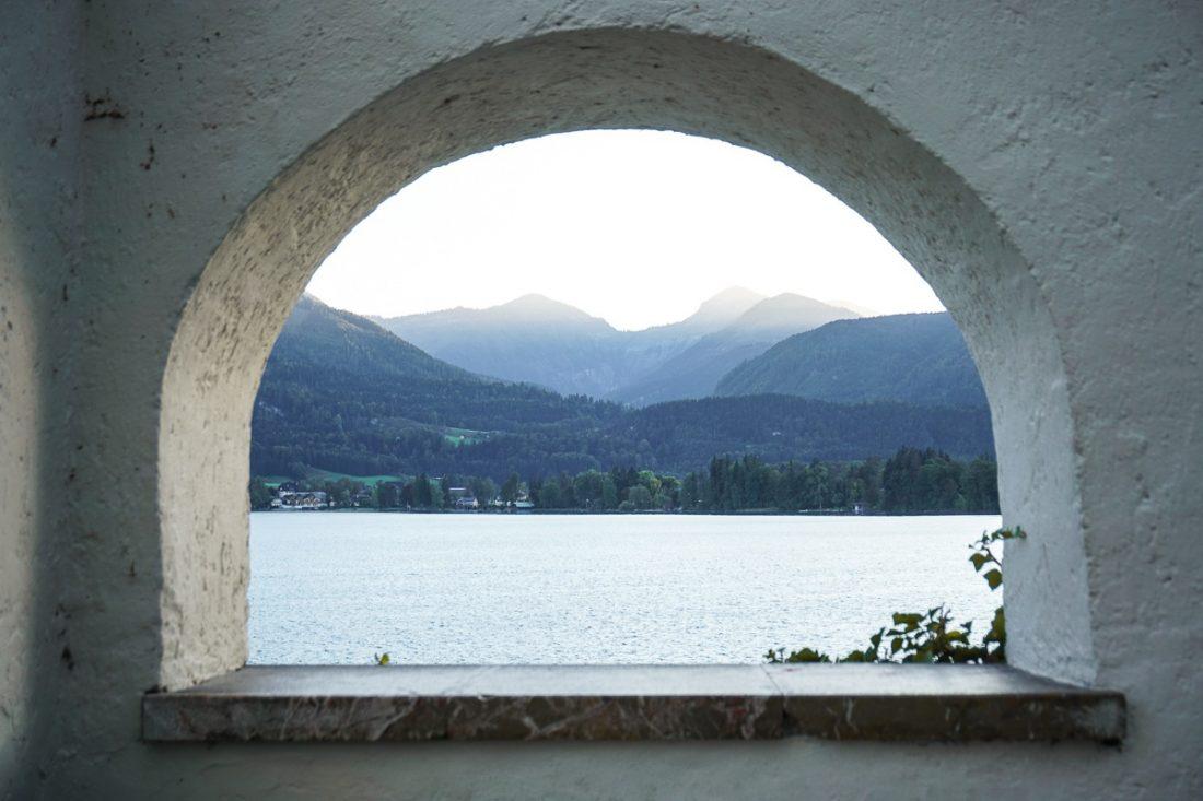St Wolfgang Lake View Salzkammergut