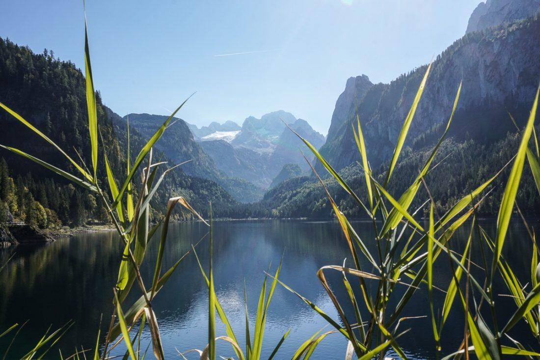 Vorderer Gosausee Hiking Route Salzkammergut